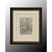 John Richard Animals Wall Decor Open Edition Art GRF-4696A