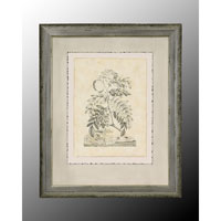 John Richard Botanical/Floral Wall Decor Open Edition Art GRF-4701B