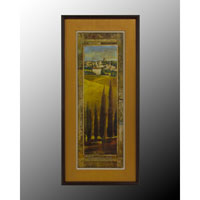 John Richard Landscape Wall Art - Print in Antique Gold  GRF-4779A