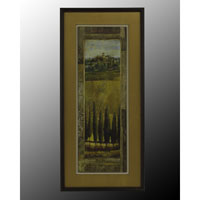 John Richard Landscape Wall Art - Print in Antique Gold  GRF-4779B