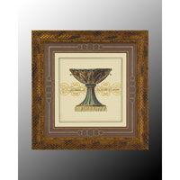 John Richard Architectural Wall Decor Open Edition Art in Hand-Colored GRF-4792B