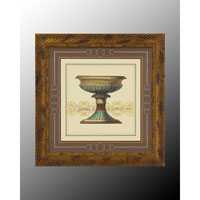 John Richard Architectural Wall Decor Open Edition Art in Hand-Colored GRF-4792D