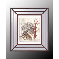 John Richard Coastal Wall Art - Print in Bronze  GRF-4831A