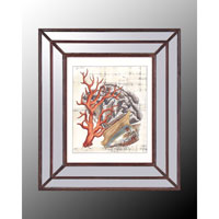 John Richard Coastal Wall Art - Print in Bronze  GRF-4831B