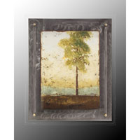 John Richard Other Wall Decor 3D Art in Brass GRF-4869B