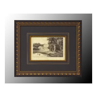 John Richard Landscape Wall Decor Open Edition Art in Wood GRF-4890A