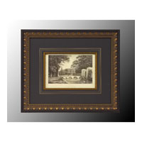 John Richard Landscape Wall Decor Open Edition Art in Wood GRF-4890B