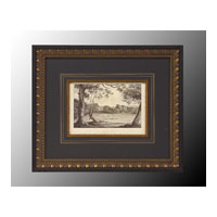 John Richard Landscape Wall Decor Open Edition Art in Wood GRF-4890C