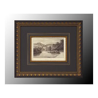 John Richard Landscape Wall Decor Open Edition Art in Wood GRF-4890D