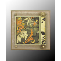 John Richard John Richard Wall Art - Print in Brass  GRF-4948B