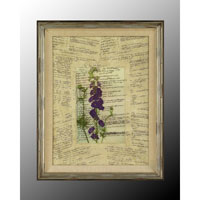 John Richard Botanical/Floral Wall Decor Open Edition Art GRF-5032A
