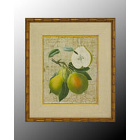 John Richard Botanical/Floral Wall Decor Open Edition Art GRF-5036B