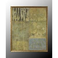 John Richard Abstract Wall Decor Open Edition Art in Aged Silver GRF-5046 photo thumbnail