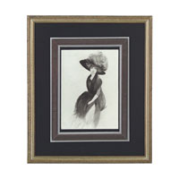 John Richard Figurative Wall Decor Open Edition Art GRF-5215B