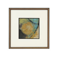 Abstract Black/Gold Wall Decor Open Edition Art