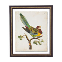 John Richard Animals Wall Decor Open Edition Art in Dark Wood GRF-5234A