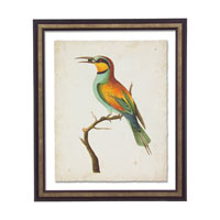 John Richard Animals Wall Decor Open Edition Art in Dark Wood GRF-5234B