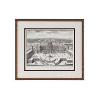 John Richard Architectural Wall Decor Open Edition Art GRF-5238B