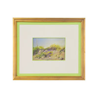 John Richard Landscape Wall Decor Open Edition Art in Gold GRF-5258E