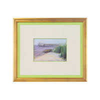 John Richard Landscape Wall Decor Open Edition Art in Gold GRF-5258F