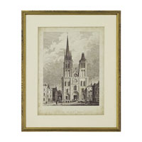 John Richard Architectural Wall Decor Open Edition Art GRF-5336A