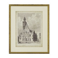 John Richard Architectural Wall Decor Open Edition Art GRF-5336B