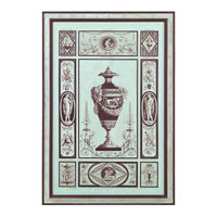 John Richard Florence De Dampierre Architectural Wall Decor GRF-5363B