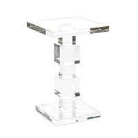 Martini 19 X 12 inch Clear Side Table