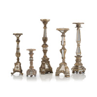 John Richard Candleholders Set of 5 Decorative Accessory JRA-5545