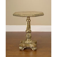 John Richard Accents 24 X 24 inch Side Table Home Decor