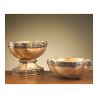 John Richard Bowls Decorative Accessory in Antique Gold JRA-6448