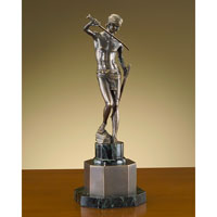 John Richard Sculpture Decorative Accessory in Bronze JRA-6689