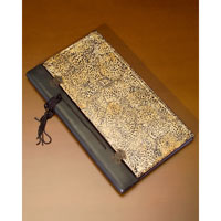 John Richard Photo Album Decorative Accessory in Crackle JRA-6800