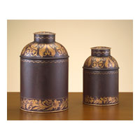 John Richard Containers Decorative Accessory in Crackle JRA-6888S2