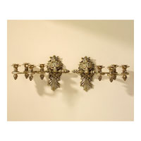 John Richard Candleholders Decorative Accessory in Brass JRA-6979