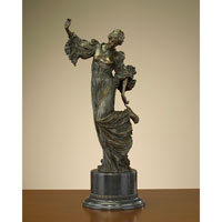 John Richard Accessories Sculpture in Bronze  JRA-7095