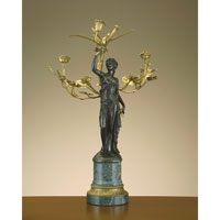 John Richard Candleholders Decorative Accessory in Bronze JRA-7101RIGHT