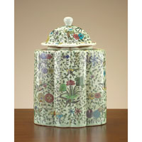 John Richard Jars Decorative Accessory in Floral JRA-7482