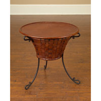 John Richard Accents 21 X 21 inch Side Table Home Decor