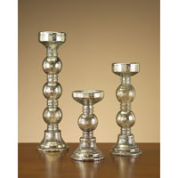 John Richard Candleholders Set of 3 Decorative Accessory JRA-7810S3