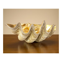 Sculpture Gold Leaf Decorative Accessory
