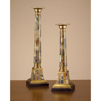 John Richard Candleholders Decorative Accessory in Brass JRA-8082