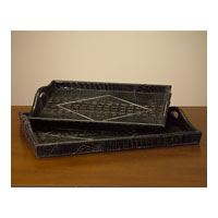 John Richard Tray Set of 2 Decorative Accessory JRA-8092S2