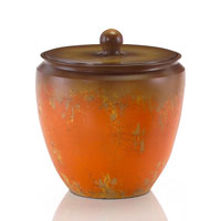 John Richard Bowls Decorative Accessory in Crackle JRA-8539