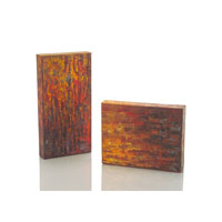John Richard Oil Paintings Set of 2 Wall Decor JRA-8725S2