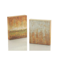 John Richard Oil Paintings Set of 2 Wall Decor JRA-8726S2