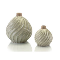 John Richard Vases Set of 2 Decorative Accessory JRA-8845S2