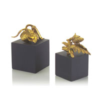 John Richard Bookends Set of 2 Decorative Accessory JRA-8871S2