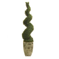 John Richard JRB-2001 Rosemary Spiral Green Botanical