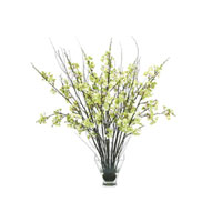 John Richard Fresh Water Look Botanical in Greens  JRB-2576W